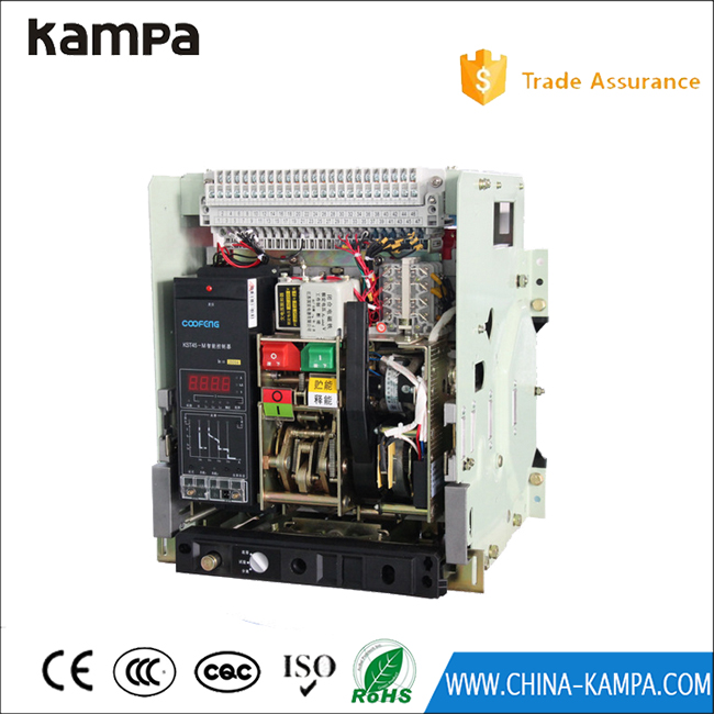 Intelligent product 2000A air circuit breaker parts