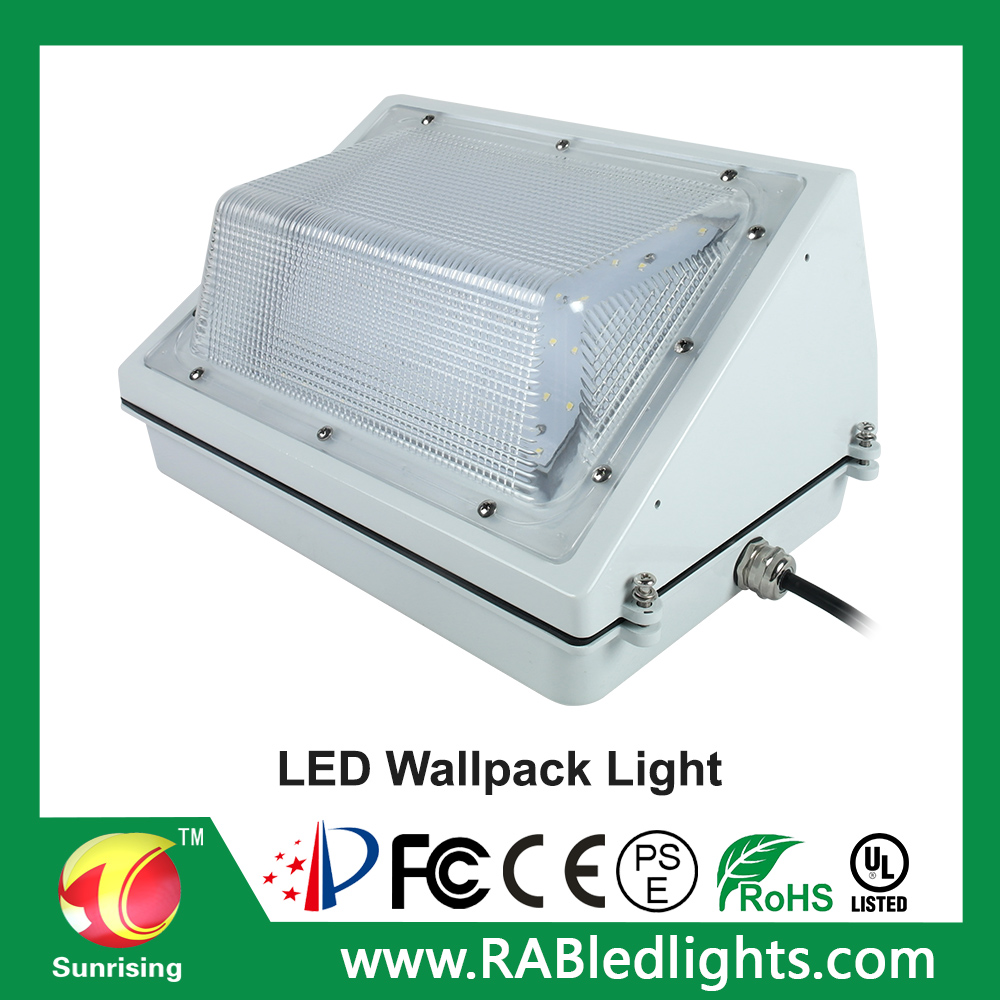 exterior and Integrated fuselage led up down wall light IP65 30w 60watt 100wat 120w UL LED wall pack