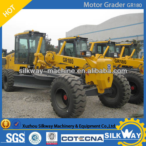 Chinese Best Quality XCMG GR180 Motor Grader For Sale
