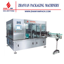 Automatic Rotary OPP Hot Melt Glue Packaging Label Printing Machines For Bottles