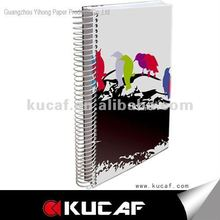 Metal cover spiral notebook (KCx-0116)