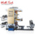 Twin Head HDPE Plastic Inflation Machine