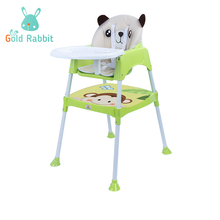 mutilfunction space saver baby high chair