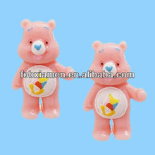 Pack of 2 Cute Mini Care Bear Resin Cabochons