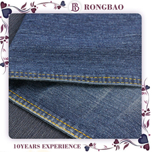 Best Selling Cotton Stretch Satin Knitted Stock Wholesale From China Suppliers Denim Fabric