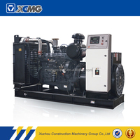XCMG official manufacturer D series D160SK 160kw generator set