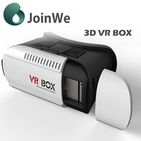 Virtual Reality 2016 Portable Vr Fold 3d Vr Glasses 3d Glasses Vr Box Create Your Own Brand