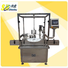 Shanghai E-liquid Filling And Capping Machines For Sale