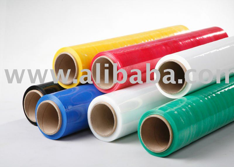 Colour Stretch Film, Stretch Film