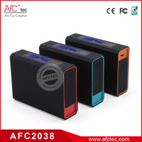 High quality LCD display power bank for digital camera