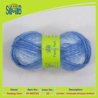 China cheap price acrylic hand knitting yarn knitting sweaters or scarves for woman or children