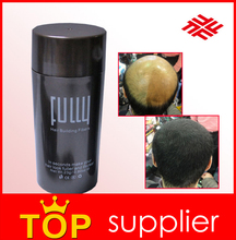 Fully Hair Building Fibers Human Hair Wig for Sale