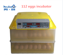 Good price automatic incubator hatcher 112 eggs incubator for sale LN2-112
