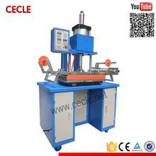 Manual photo album hot stamping machine