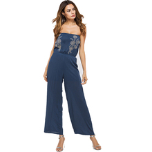 Cheap wholesale high quality club sexy jumpsuit for sexy lucky women