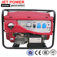 backup power 8500 gasoline generator for home use