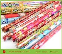 Customized Hot Foil Wrapping Paper | 70 X 300 cm Roll Wrapping Paper Wholesale