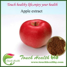 2017 Touchhealthy supply Best Sells Product Phloretin, Free Samples Green Apple Extract, China Supplier Apple Extract