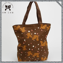Top Quality Natural Cotton bag Logo Canvas tote Bag ECO promotional Cotton Bag with zipper closure