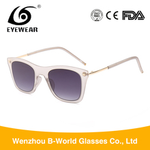 Factory custom new hot style eyewear, best sunglasses frame with good lens