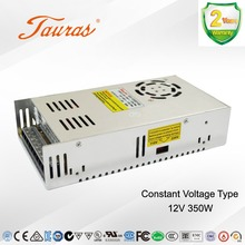 CE RoHS 12/24Vdc 30A constant voltage ac dc switching power supply driver