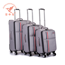 travel carry on luggage kid school bag house suitcase printing luggage set 3 bag