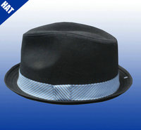 High quality 100% wool felt australian fedora hat women hat wholesale