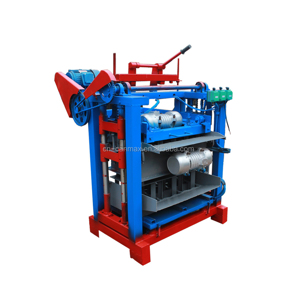paving block making machine / brick manufacturing machines