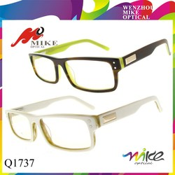 2016 latest design spectacle eyewear frames,stylish spectacles,new model fashionable glasses