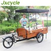 new coffee tricycle electric cargo bike for vending
