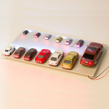 2015 hot sale 1: 87 architectural scale model car
