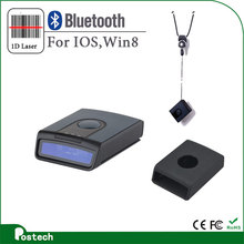 MS3391-L Mini Portable bluetooth wireless Laser Barcode Scanner for smart phone