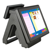 Cost-effective all-in-one touch POS Solutions -Solid POS 8000 Series Terminal