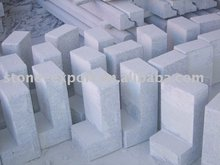 G603 granite quoins,grey granite wall cladding,mushroom granite