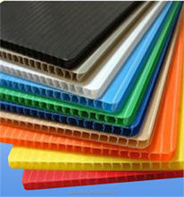 good quality cheap pp coroplast sheets
