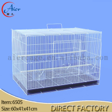 metal fabrication powder coating pvc bird breeding cages large bird cages