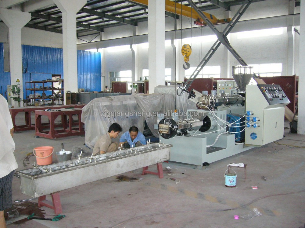 PP/PE Film Double Stage Pelletizing Recycle Line/double stage granulating machine