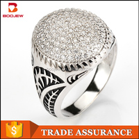 China alibaba supplier wholesale fine handmade vogue design fashion men finger rings jewelry