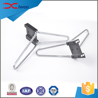 ODM metal bending product flexible stainless steel monitor stand pipe bending