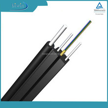 2 Cores FTTH Self-Supporting Covered Wire Cable For data transmission
