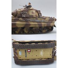 Advanced Military 1/24 Large Scale M4A3 Sherman RC Tank Models