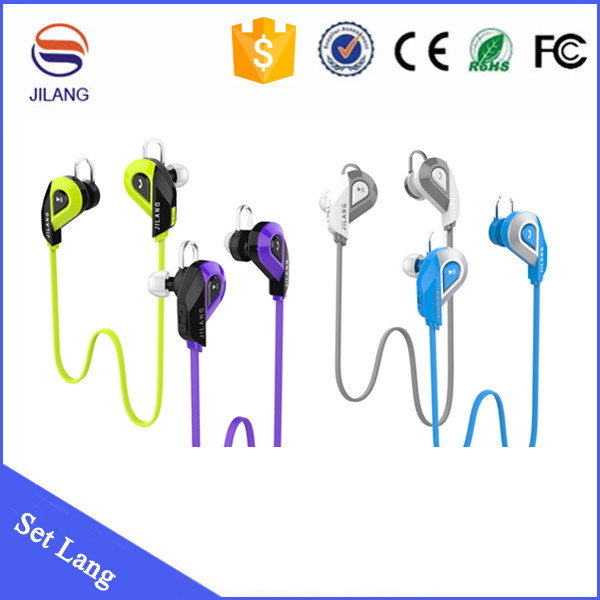 Smallest bluetooth v4.0 sumsung bluetooth headset for smartphone