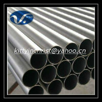 chemical industrial corrosion resistance titanium welded pipe