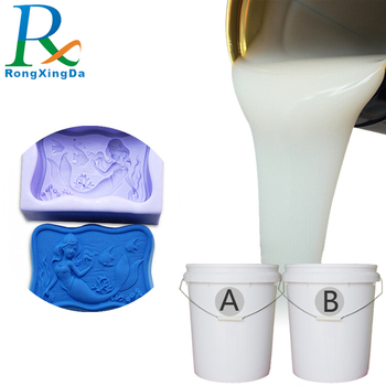 Free sample rtv-2 Mould Making Silicone Rubber for soap molds