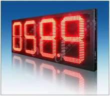 LED Fuel Pricer Digits
