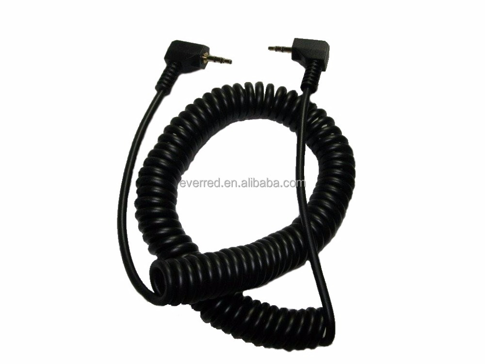 Coiled Audio 2.5mm TRS Cable(ERC484)