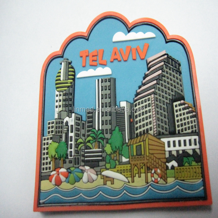 Chinese Manufacturer Cheap Silicone Fridge Magnet Custom Logo And Design