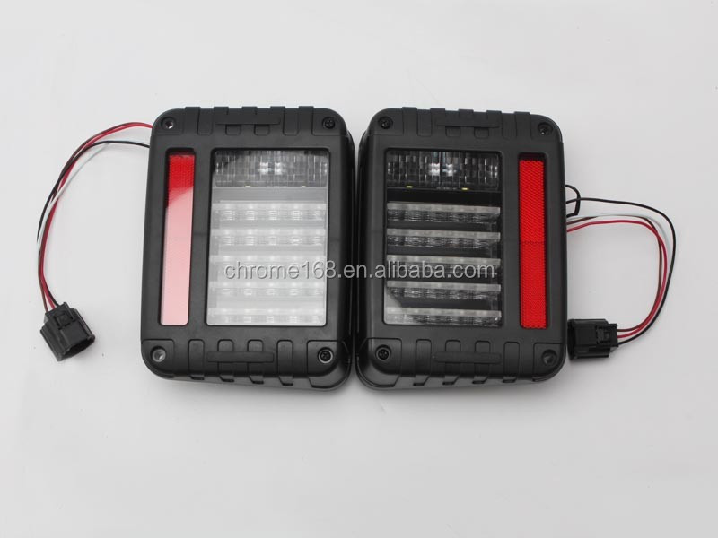 Hight quality LED tail light For Jeep wrangler rear light for Jeep wrangler accessories