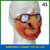 X-MERRY Wearing Fantacy Glasses Lower Half Face Mask Latex Party Fancy Dress Up Novelty Canival Prop