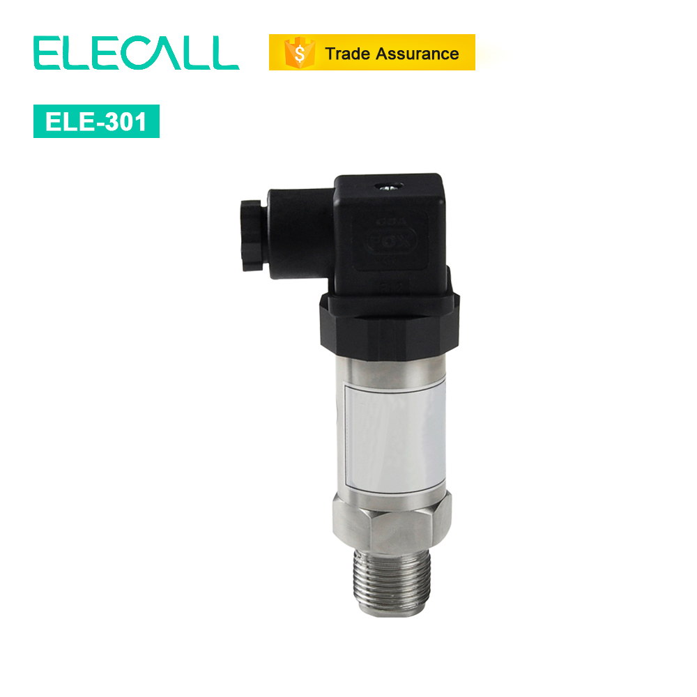 Remote diffused silicon pressure transmitter for Water Supply